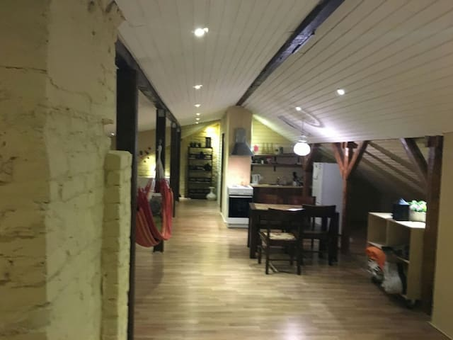 Charming loft apartment - Bletchley - Apartment