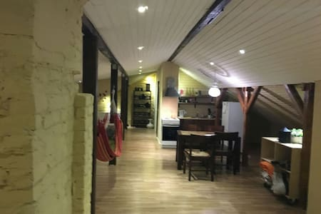 Charming loft apartment - Bletchley - Wohnung