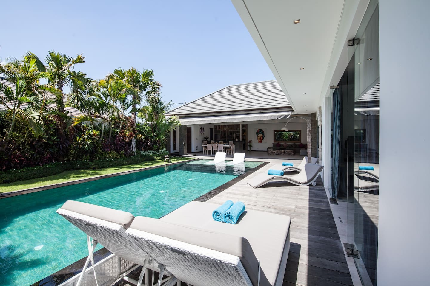 Meuble Salle De Bain Bath And Kitchen ~ Villa 3 Chbr Quartier Calme 5 Mns De Seminyak Villas For Rent In