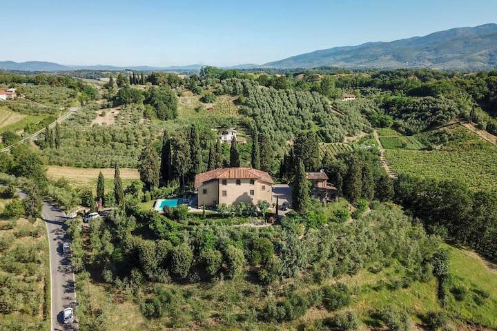 Tuscany Villa il Colto