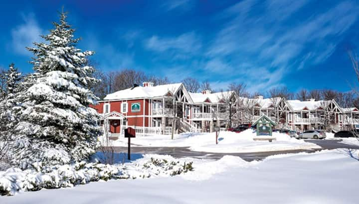Carriage Hills Resort- 1 bedroom sleeps 4
