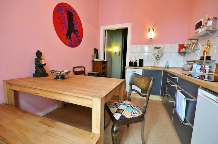 charming apartment ARTE|P| 73 - Bremen - House