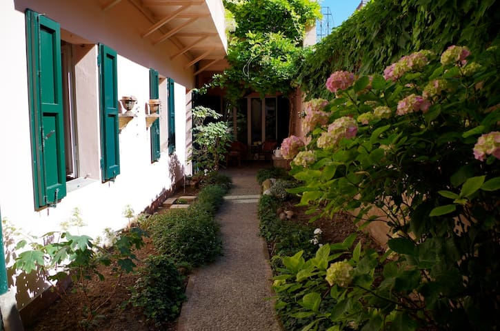 An oasis in the heart of the city - Ravenna - Talo