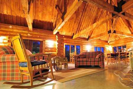 Log home - Penzion (B&B)