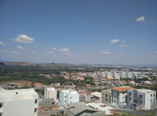 Apartamento aconchegante em Pouso Alegre - Pouso Alegre - Appartement