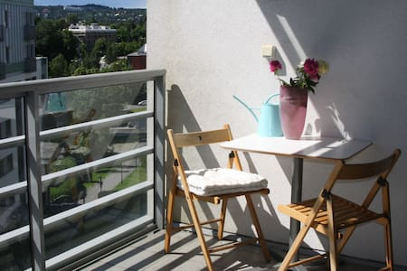 Downtown, 3 bedrooms - Oslo