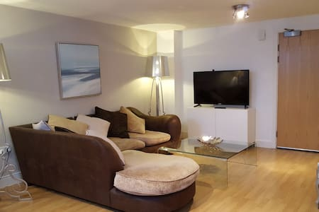 Modern & bright City centre apartment - Sunderland - Apartmen
