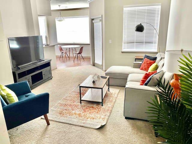 Classy & Quiet One bedroom in Indianapolis