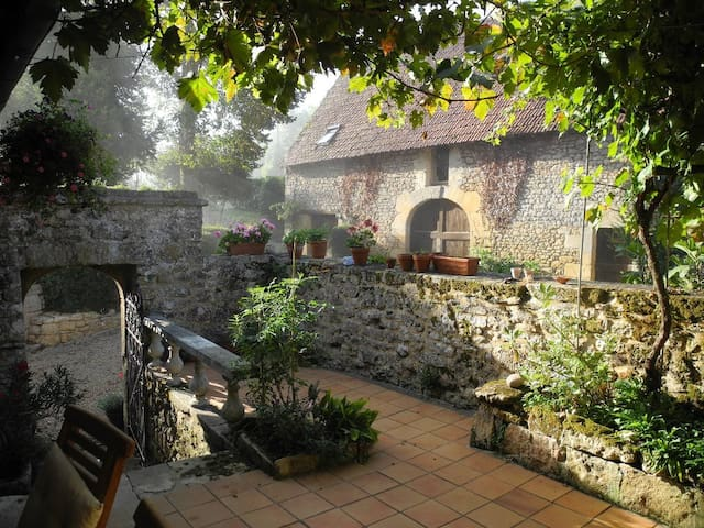 Maison de vacances Les Cèpes à Groléjac