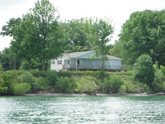House on the shores of Lake Ontario - Youngstown - Haus