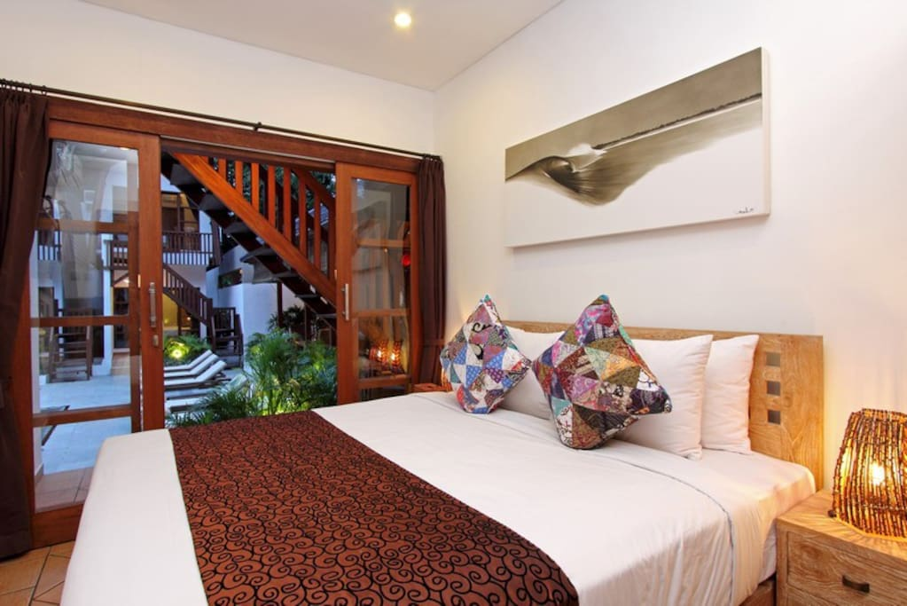 Surfer Resort at Canggu