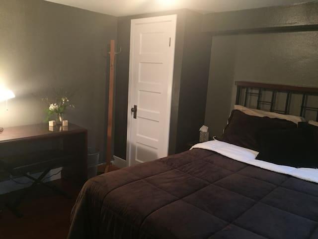 Park Hill Denver: Shady Retreat