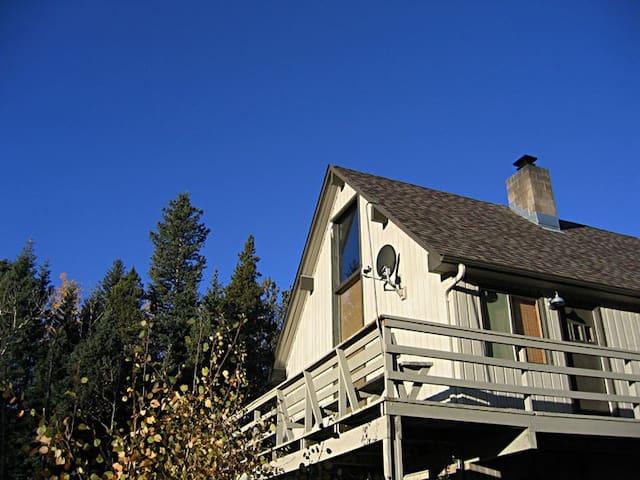 Black Bear Lodge - Black Hawk - Chalet