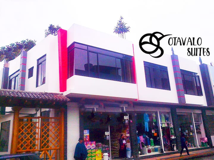 """OTAVALO SUITES """"TU CASA EN ECUADOR """" Suite # 2"""