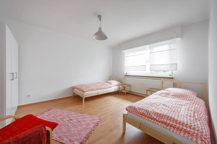 Comfortable appartment close to HEIDELBERG