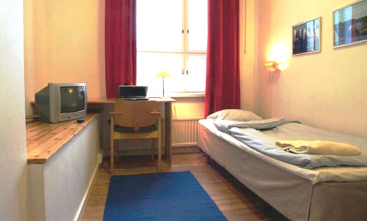 Single room in Guesthome . Pietarsaari