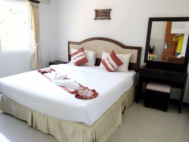 Krabi@Krisda Villa,breakfast - Krabi - Appartement