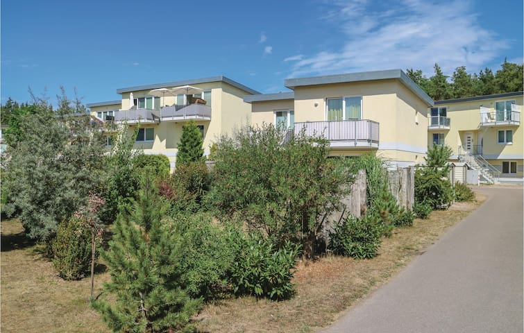 Holiday apartment with 1 bedroom on 42m² in Graal-Müritz