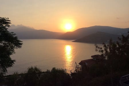 The most perfect view in Kalkan - Kalkan - Huoneisto