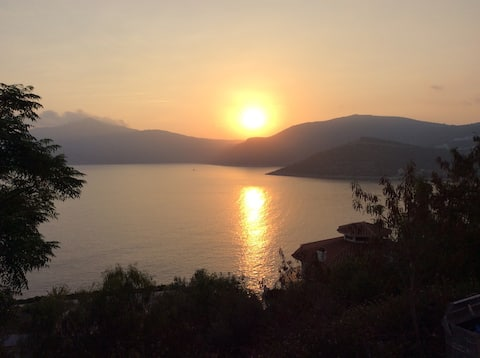The most perfect view in Kalkan