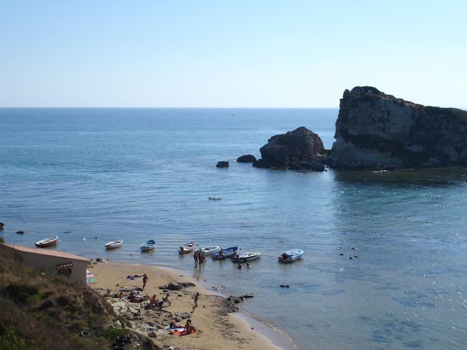 Les plus belles plages du litoral sud sicilien