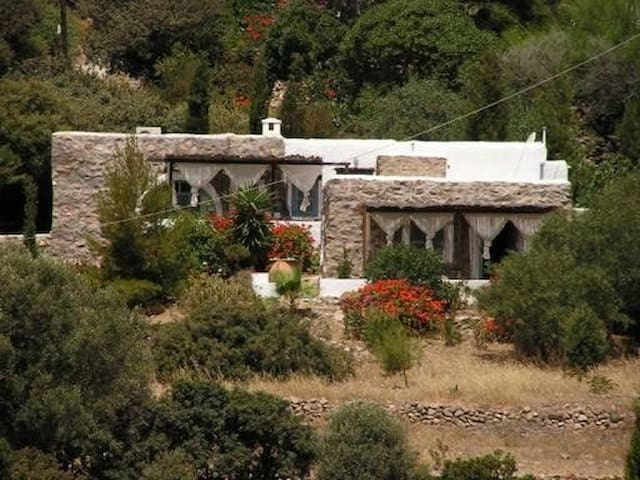 Charming Traditional House EOT 1325 - Patmos - House