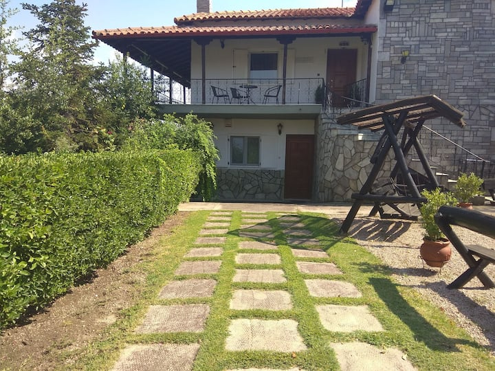 A house near airport SKG, and close  Thessaloniki