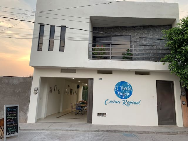 Departamento en Ciudad Fernandéz! Habitaciones A/C