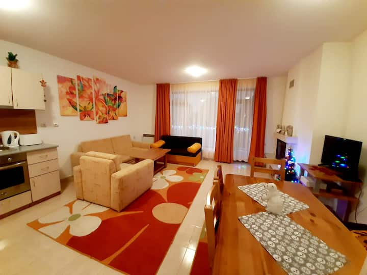 KARLIN - Appartment in the heart of Pamporovo