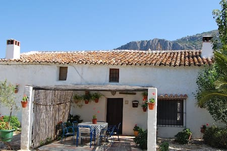 Andalusian house in the countryside - Alfarnatejo