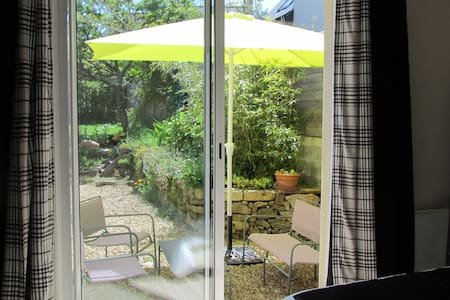 Le Champ de la Mer - Larmor-Baden - Bed & Breakfast