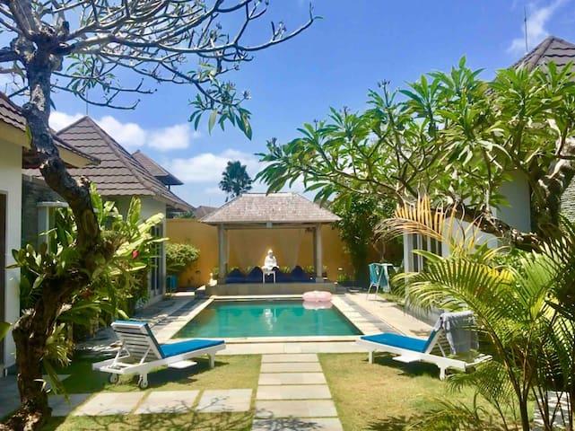 Villa TOYA/huge stylish 3BR* close to best beaches