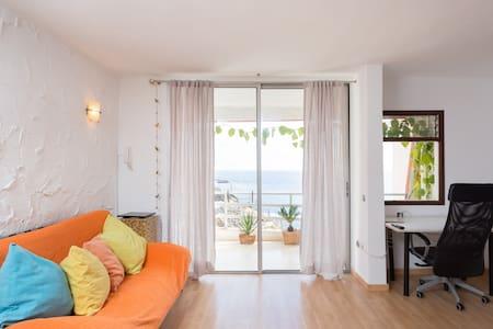 Tenerife balcón al mar- Relax - - Tabaiba - Lägenhet
