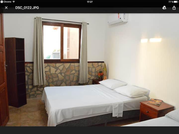 Seu apartamento em Canoa Quebrada