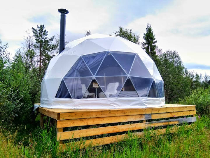 Dome Hotel - Trysil Glamping Dome 3