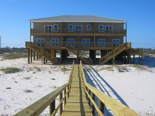 Large BeachHouse-Perdido Key,PenFl  - Pensacola - Talo