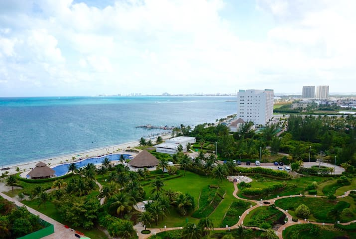 Modern Ocean View apartment with great location - Cancun - Byt