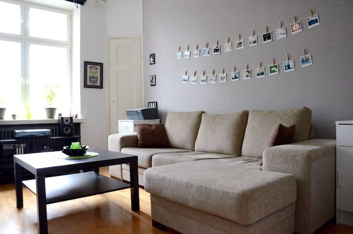 1-room-apartment in Kallio - Helsinki - Daire