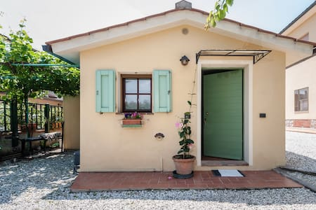 SUN:Cosy Home free wi-fi Pisa - Vicopisano - Haus