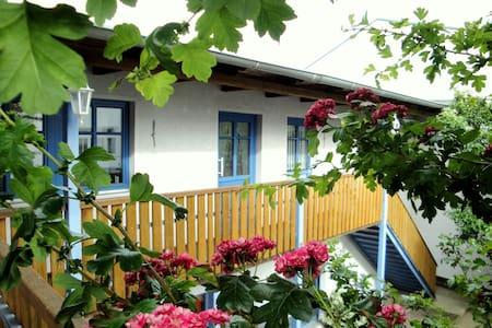 niedliche FeWo in Hinterhaus - Sassnitz