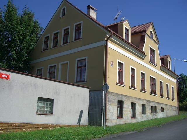 PINK STREET HOUSE Apartment Two  - Jablonec nad Nisou - Apartmen