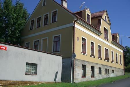 PINK STREET HOUSE Apartment Two  - Jablonec nad Nisou