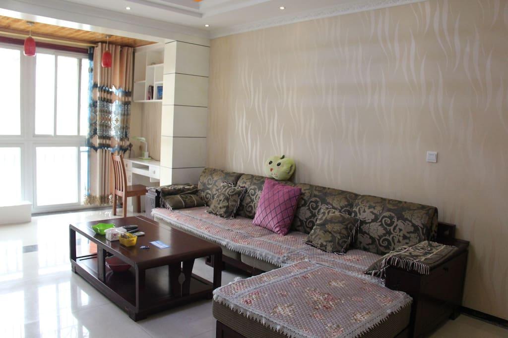 客厅,实木家具