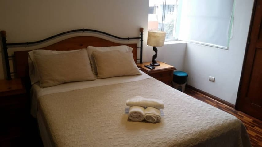 Lovely Private Room Near Miraflores