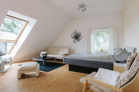 Großes Apartment mit Infrarotsauna - Steinfurt