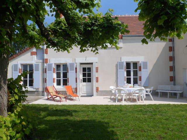 La maison du potier - Verneuil-sur-Igneraie - Hus