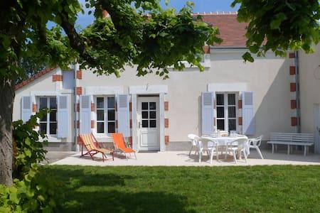 La maison du potier - Verneuil-sur-Igneraie - Casa