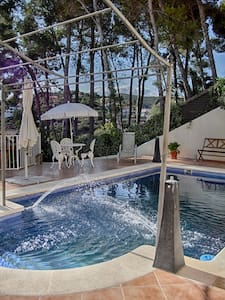 Sitges Villa Aaton, a beautiful shared villa - Olivella - Dom