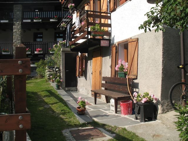 Bilocale per sciatori od escursionisti - Valtournenche - Apartemen