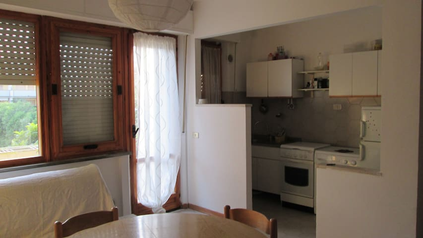 Flat a few steps from the beach - Marcelli - Byt